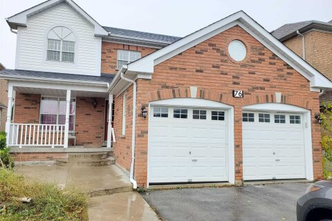House for rent at 76 Jack Rabbit Cres Unit Upper Brampton Ontario - MLS: W4955590