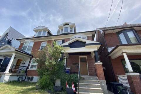 Townhouse for rent at 771 Indian Rd Unit Upper Toronto Ontario - MLS: W4797445