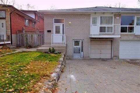 Townhouse for rent at 80 Harrington Cres Unit Upper Toronto Ontario - MLS: C4608044