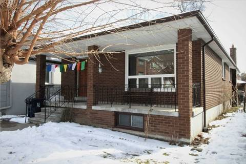 House for rent at 81 Langden Ave Unit Upper Toronto Ontario - MLS: W4690833