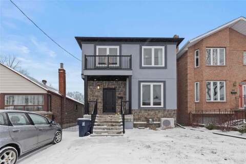 House for rent at 82 Glenside Ave Unit Upper Toronto Ontario - MLS: E4783787