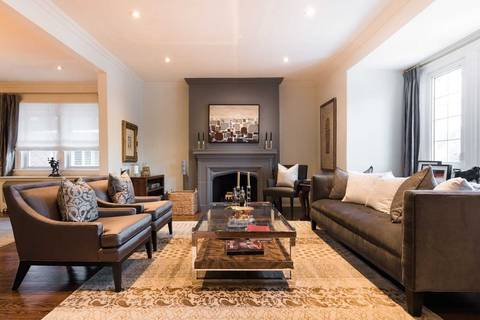 Townhouse for rent at 880 Avenue Rd Unit Upper Toronto Ontario - MLS: C4491910