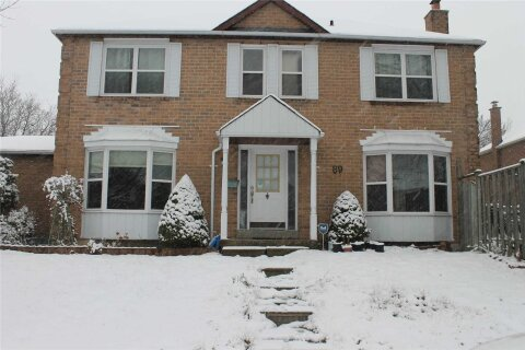 House for rent at 89 Fishery Rd Unit Upper Toronto Ontario - MLS: E5000029