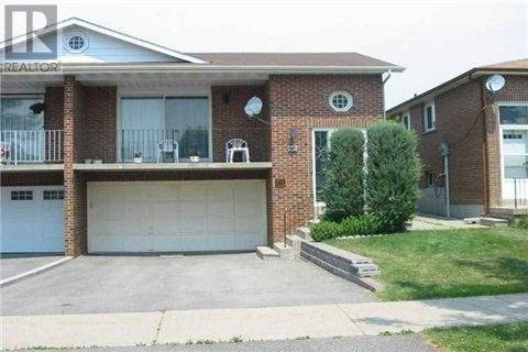 Townhouse for rent at 90 Aberdeen Ave Unit Upper Vaughan Ontario - MLS: N4442317