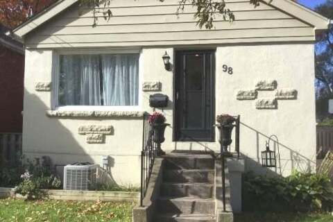 House for rent at 98 Phillip Ave Unit Upper Toronto Ontario - MLS: E4778000