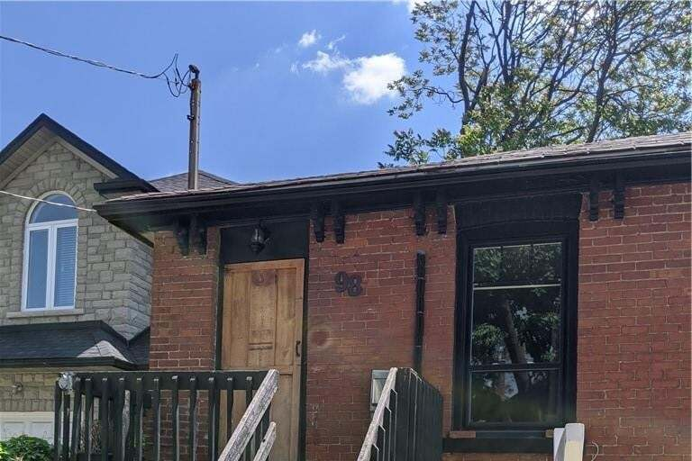 House for rent at 98 West Ave N Unit UPPER Hamilton Ontario - MLS: H4079378