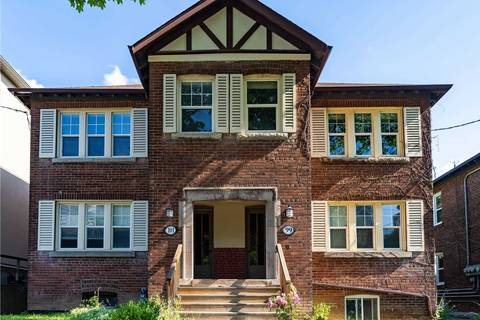 Townhouse for rent at 99 Hillsdale Ave Unit Upper Toronto Ontario - MLS: C4672344