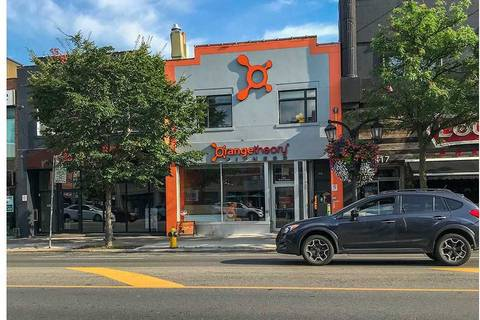 Commercial property for lease at 421 Danforth Ave Apartment Upper#2 Toronto Ontario - MLS: E4595392