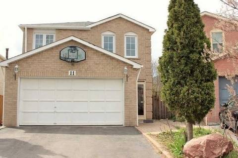 House for rent at 11 Jaffray Rd Unit Upperfl Markham Ontario - MLS: N4714382