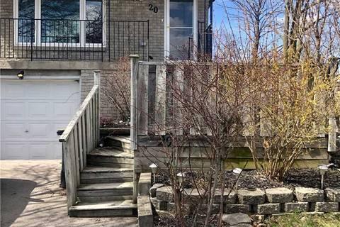 House for rent at 20 Jamie Ann Ct Unit Upprlvl Hamilton Ontario - MLS: X4737644