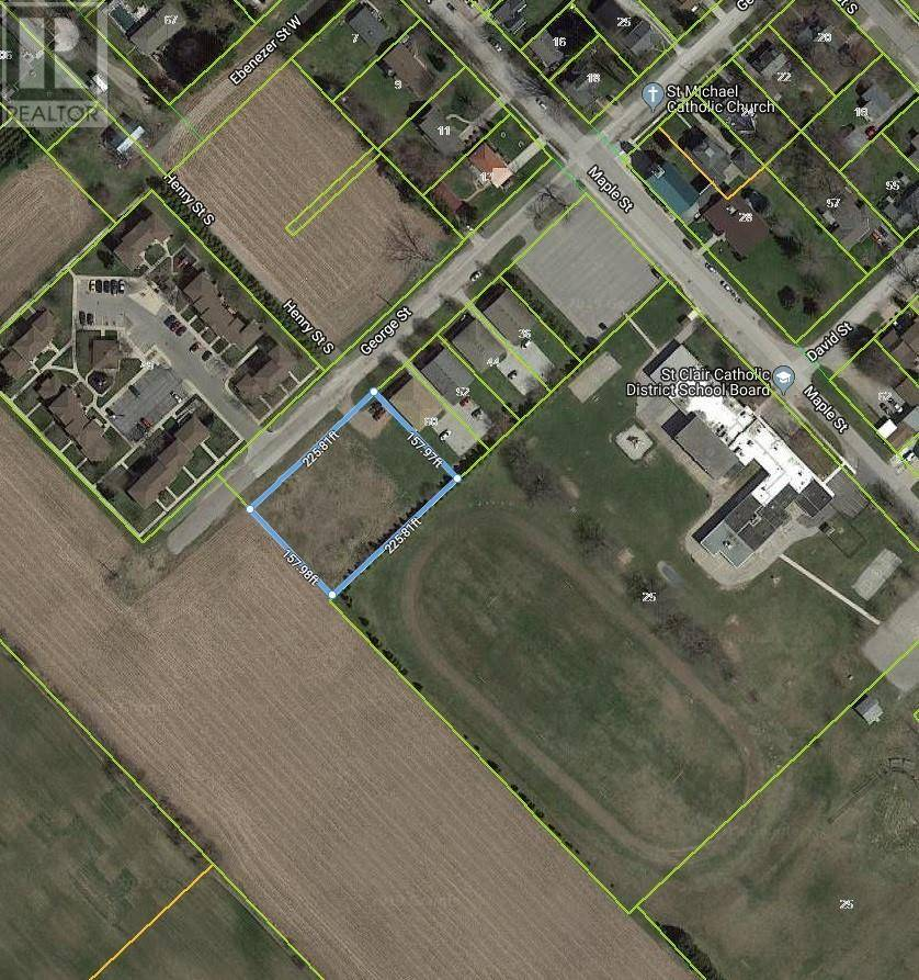 Home for sale at V/L George St Ridgetown Ontario - MLS: 20001641