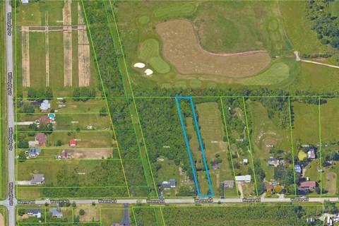 Home for sale at 0 Weaver Rd Niagara Falls Ontario - MLS: 30707820