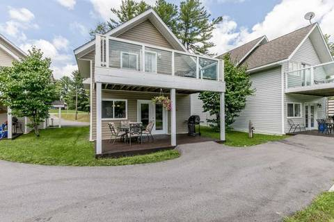 Townhouse for sale at 1959 Peninsula Point Rd Unit Villa 9 Severn Ontario - MLS: S4358548