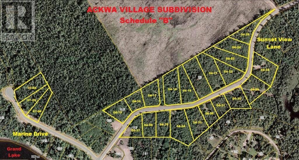 Home for sale at  Village Subdivision Cumberland Bay New Brunswick - MLS: SJ175423