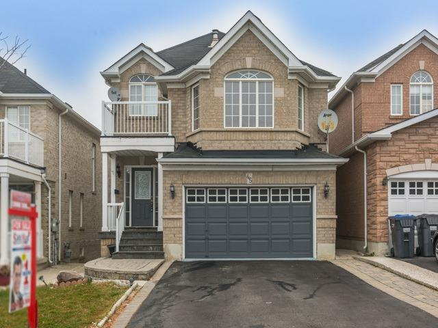 For Sale: W4001072, Brampton, ON | 3 Bed, 4 Bath House for $819,000. See 20 photos!