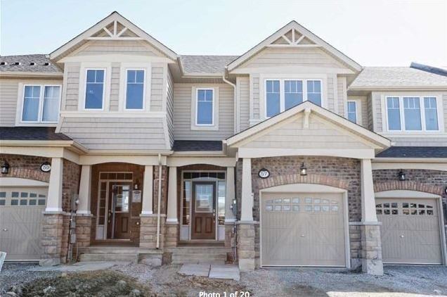 For Rent: W4001387, Caledon, ON | 3 Bed, 3 Bath Townhouse for $1,950. See 9 photos!