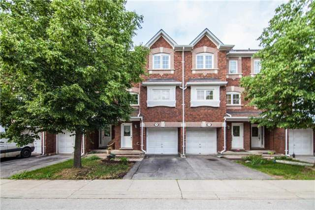 For Sale: W4043842, Mississauga, ON | 3 Bed, 3 Bath Townhouse for $547,000. See 15 photos!