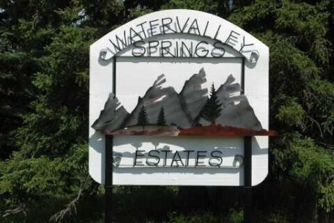 Residential property for sale at  Water Valley Springs Estates  Rural Mountain View County Alberta - MLS: C4259086