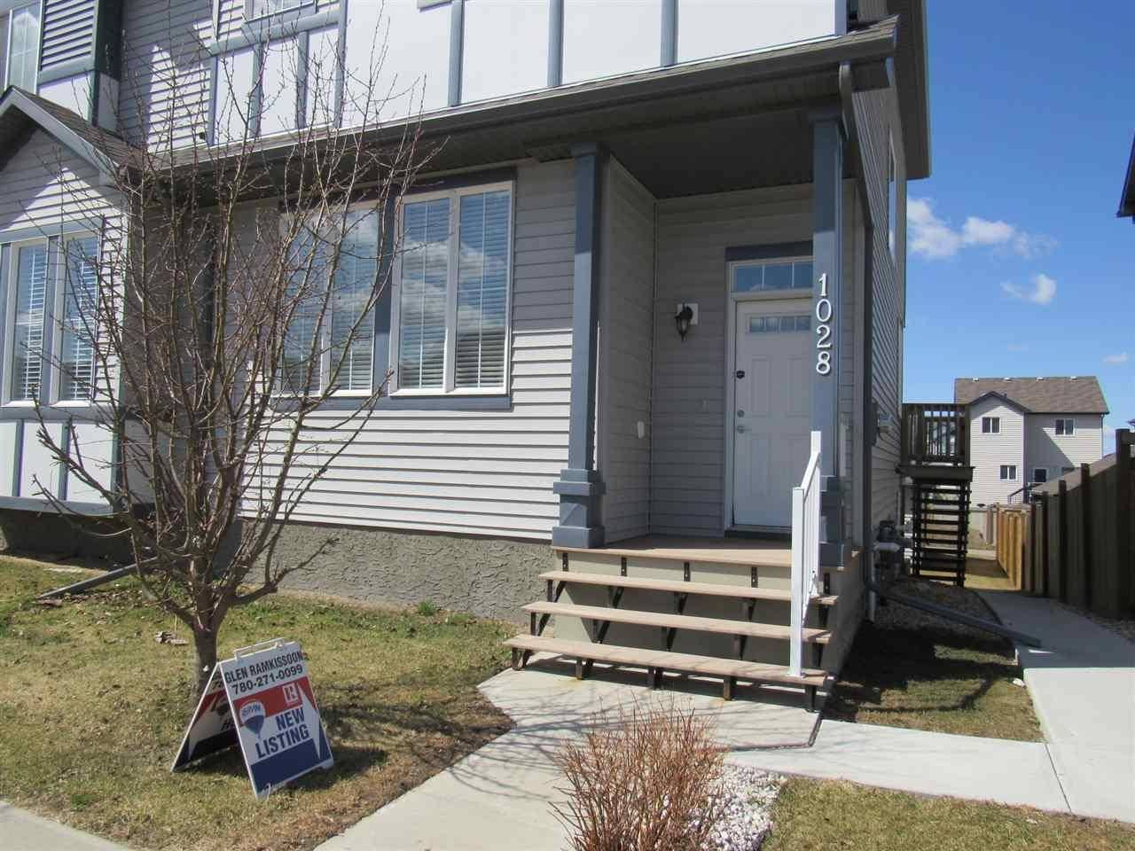 Townhouse for sale at  Watt Pm  Sw Edmonton Alberta - MLS: E4195803
