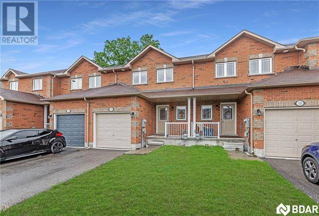 Townhouse for sale at 117 Sydenham  Unit Wells Barrie Ontario - MLS: 30726555