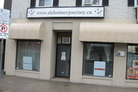 Commercial property for lease at 183 Simcoe St Apartment West Peterborough Ontario - MLS: X4434170