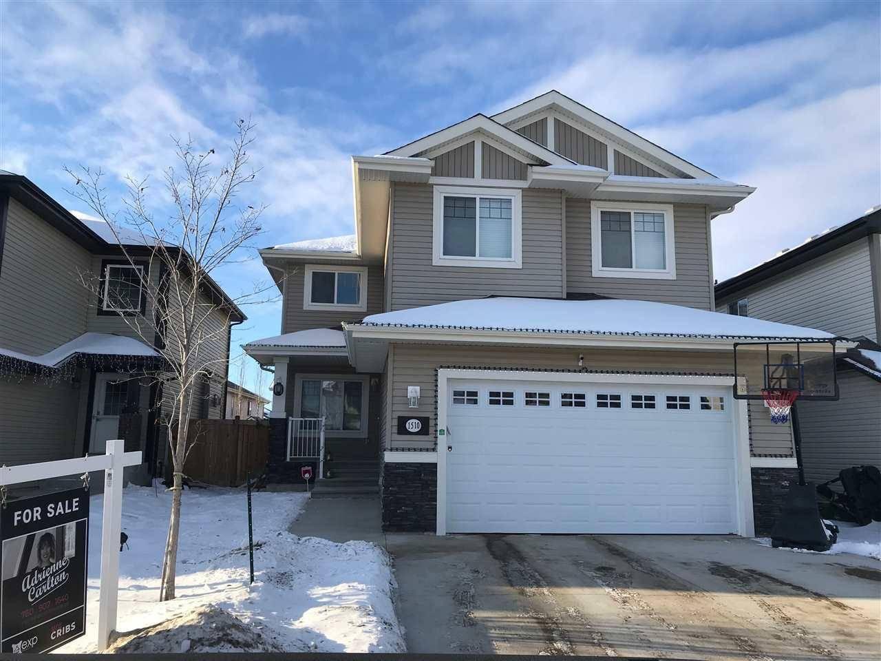 House for sale at  Westerra Bn  Stony Plain Alberta - MLS: E4184768