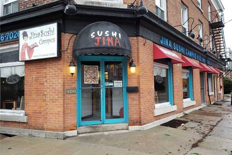 Commercial property for sale at 409 Johnson St Kingston Ontario - MLS: X4658348